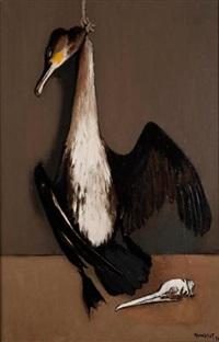 le sous-bois (+ le cormoran, lrgr; 2 works) by robert humblot
