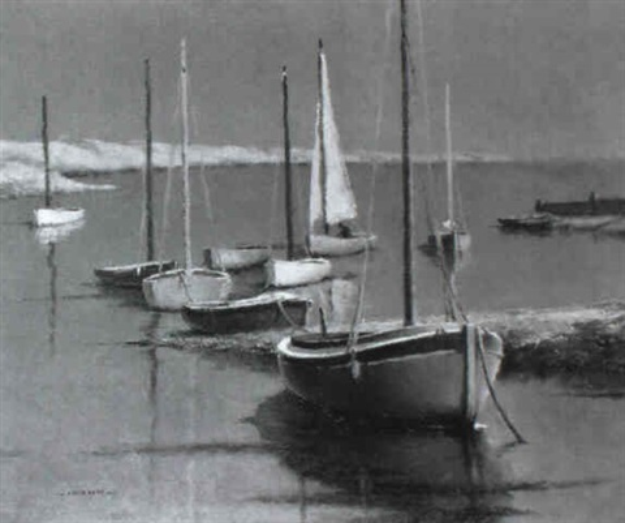 quiet anchorage by leslie kent