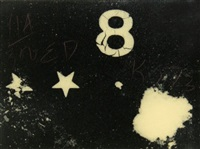 the number 8 by keith sonnier