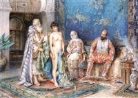 la présentation de la belle esclave by e(ttore) ascenzi