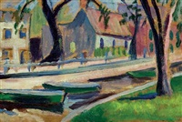 lachine canal by sarah margaret armour robertson