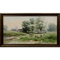 pennsylvania landscape by carl weber