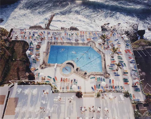 teneriffa by andreas gursky