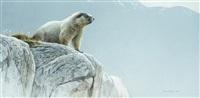 hoary marmot by robert mclellan bateman