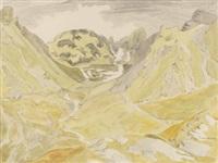 bergwiesen by erich heckel