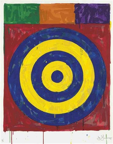 target by jasper johns