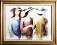 three sisters by fanita lanier