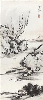 山水 by liang yuwei