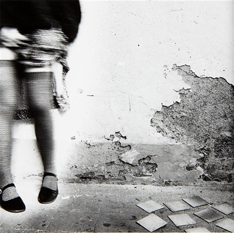 rome by francesca woodman