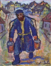the water pails bearer by nathan gutman