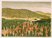 senjôgahara no aki - autumn at senjôgahara by susumu yamaguchi