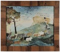 noah's ark by jeanne davies