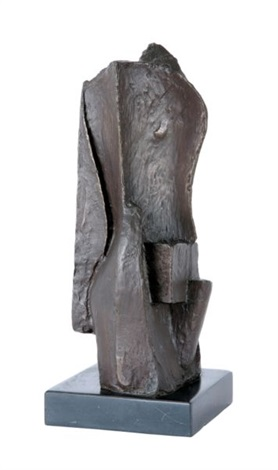 female torso by godfrey clive miller