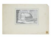 le tonneau d'heildelberg by johann adam ackermann