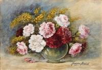 bouquet de fleurs by madeleine renaud