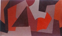komposition med trekant by harry booström