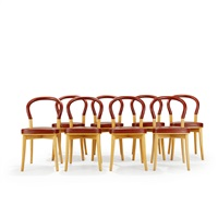 göteborg chairs (set of 8) by erik gunnar asplund