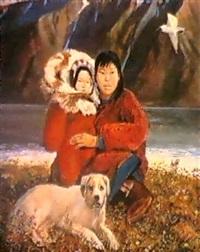le nouveau ne et le chien by andrei yakovlev