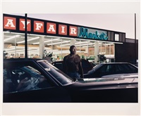 ike cole; 38 years old: los angeles; california; 25 dollari by philip-lorca dicorcia