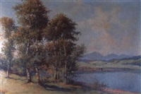by the lake by e. h. allerton