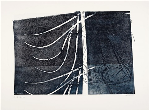 l-38-1973 by hans hartung