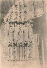 cathédrale de strasbourg by rose joseph lemercier