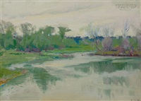 sprint along the river by henry rodman kenyon