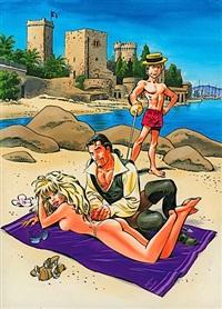 côte d'azur by dany-marini