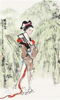 蕉阳执扇 by xiao he and xiao ping