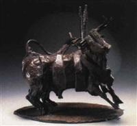 el final (toro) by manuel de la fuente