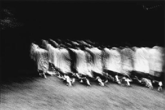 untitled 735 monks ii by petah coyne