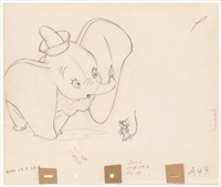 dumbo and mouse timothy by walt disney
