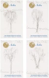 desert she oak (in 4 parts) by joseph beuys