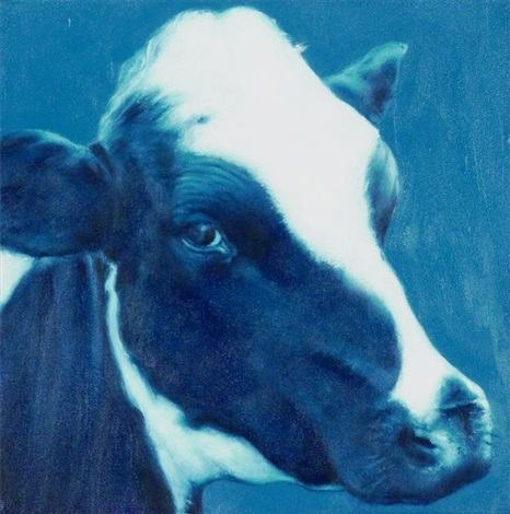 cow by edie nadelhaft