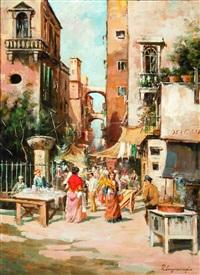 mercato by roberto scognamiglio