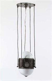 hanging lamp by jacob pieter van den bosch