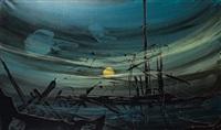 composition fantastique by (ala el dine abdellagh) aldine