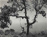 winter idyll by edward weston