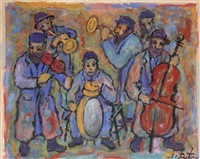 jewish musicians by nathan gutman