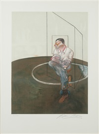 portrait of john edwards by francis bacon