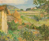 paisaje by rafael llimona benet