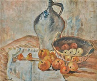 nature morte by louis thevenet