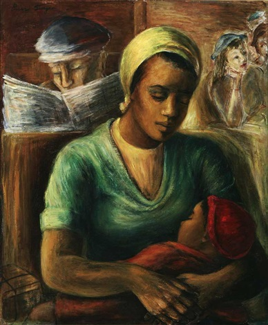 red car mother by bernice lee burr singer