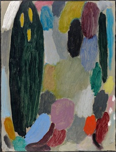 artwork by alexej jawlensky