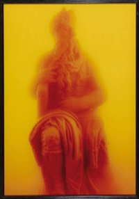 moses by andres serrano