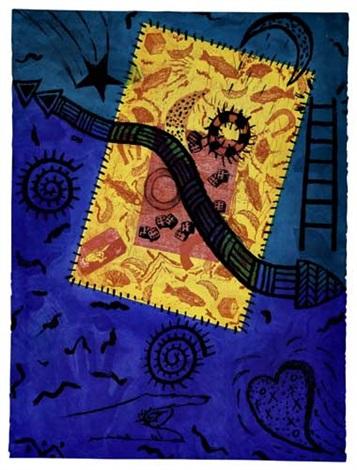 return to dreamtime by betye saar