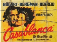 bogart, bergman, henreid dans casablanca by serge oldenburg iii