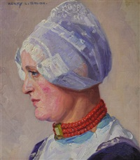 dutch girl by henry balink