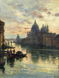 vista de veneza by alfredo keil