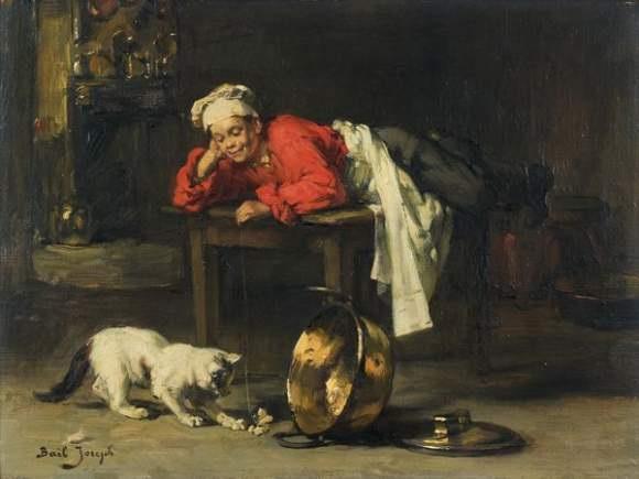 le petit marmiton by joseph bail